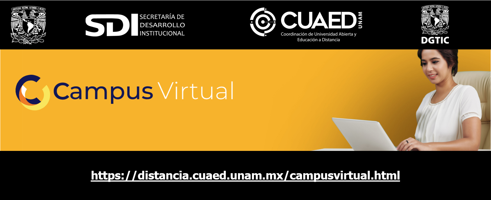 UNAM Campus Virtual